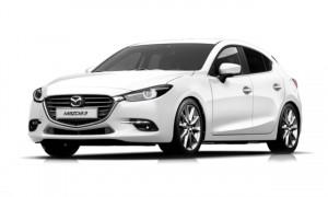 Mazda 3 21.05.19