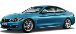 BMW 420i Coupe 24.01.20