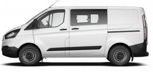 Ford Custom D Cab 19.05.20