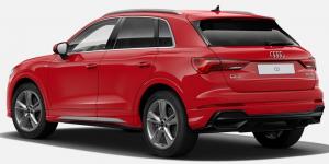 Audi Q3 S Line 07.08.20