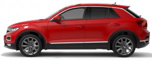 VW T Roc SEL 29.07.20