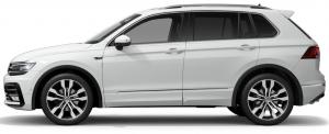 VW Tiguan R Line 07.08.20