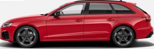 Audi A4 Avant Black Ed 07.09.20
