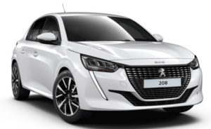 Peugeot 208 Allure Prem 21.09.20