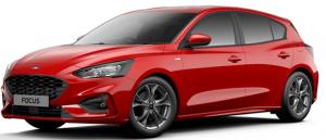 Ford Focus ST Line Edition Hybrid 20.01.21