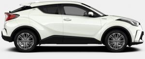 Toyota chr Excel 21.01.21