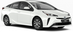 Toyota Prius Active 23.02.21