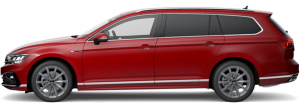 VW Passat Estate R Line 11.02.21