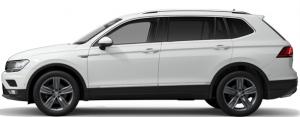 VW Tiguan Allspace Match 05.07.21